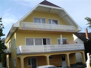 Yellow Apartment House