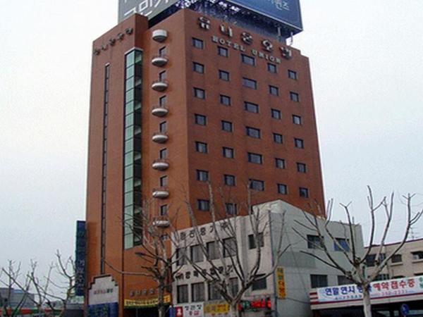 Union Tourist Hotel Daegu