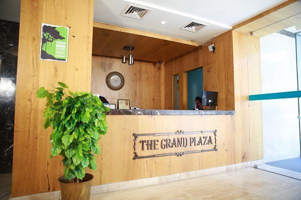 Treebo Grand Plaza
