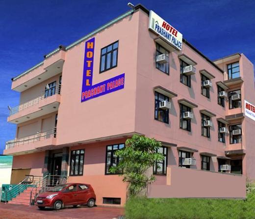 Hotel Prashant Palace