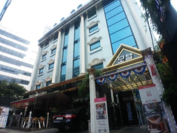 Benhur Motel Jongno Seoul