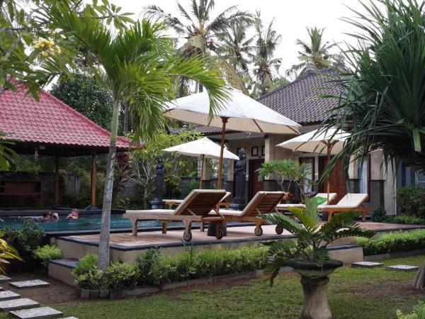 Arsa Santhi Bungalow Lembongan Bali