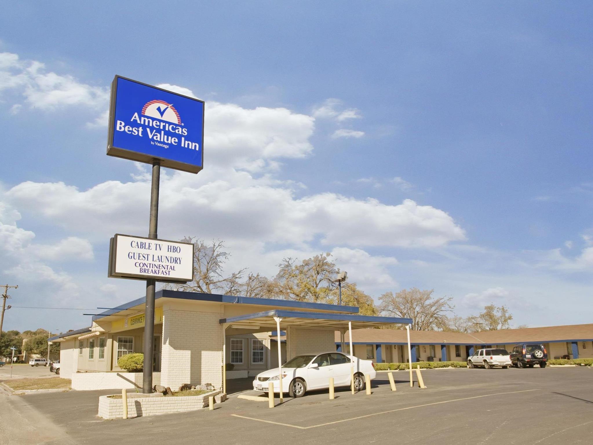 Americas Best Value Inn Ozona