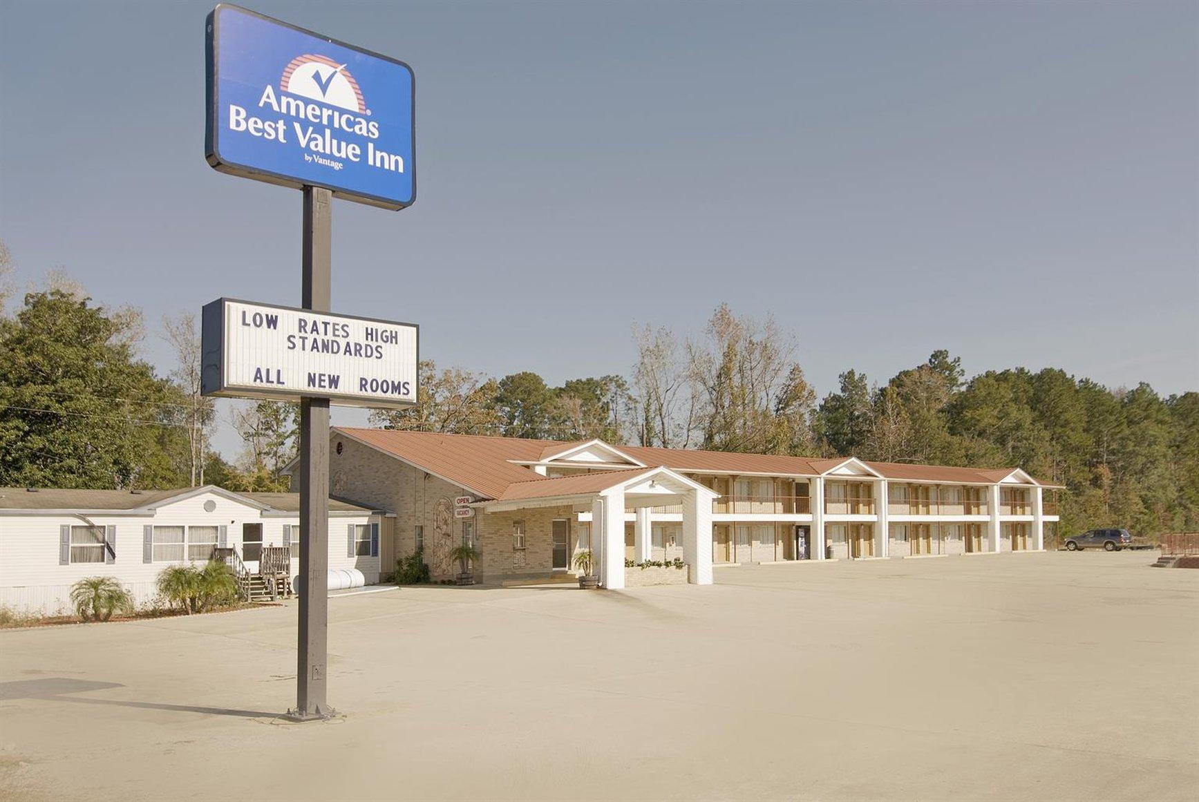 Americas Best Value Inn Jasper
