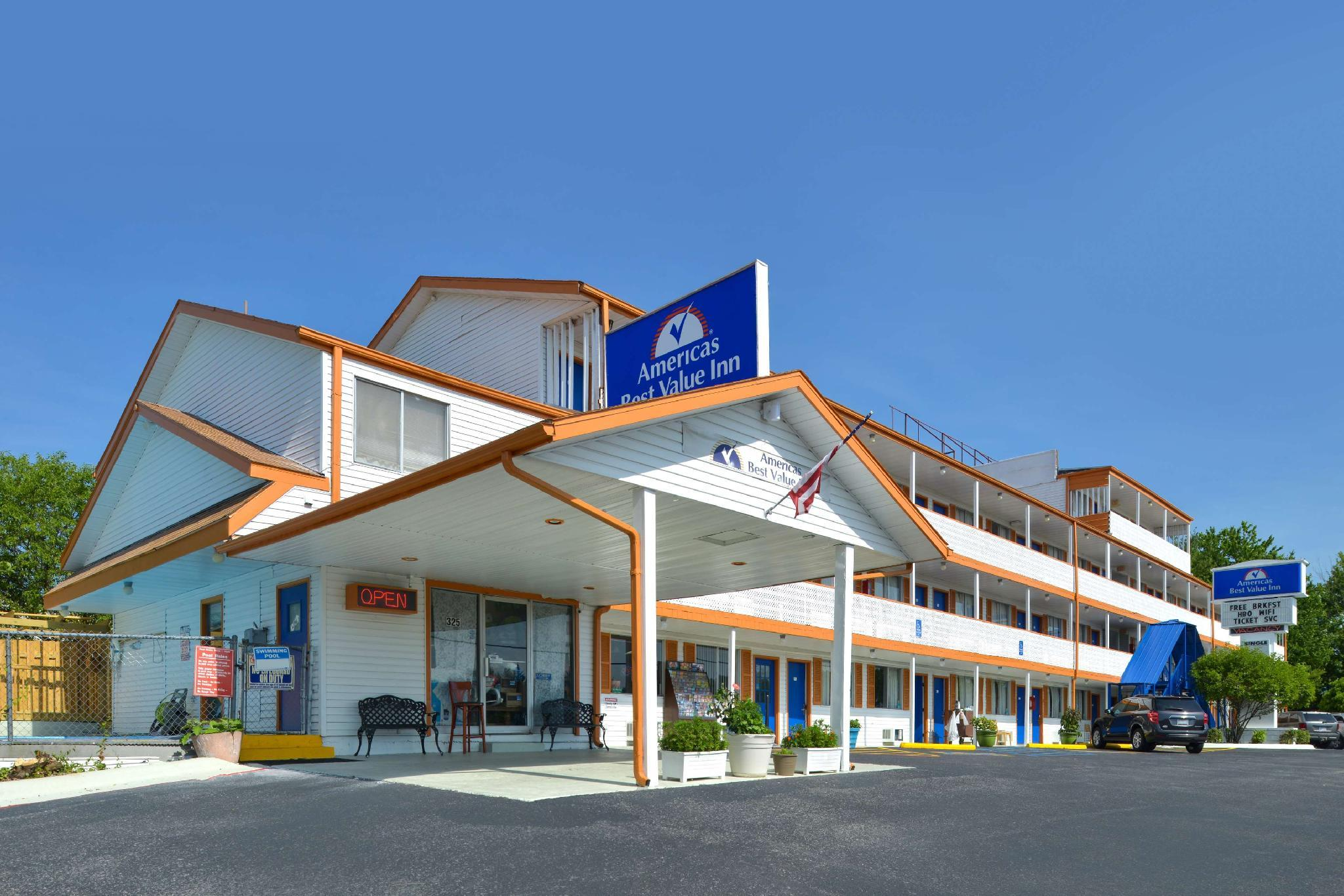 Americas Best Value Inn And Suites Branson   Near The Strip