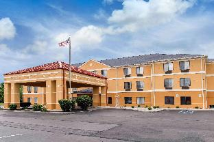 Quality Inn & Suites Anderson I-69 Anderson (IN) Indiana United States