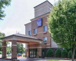 Sleep Inn and Suites Ashland - Richmond North Ashland (VA) Virginia United States