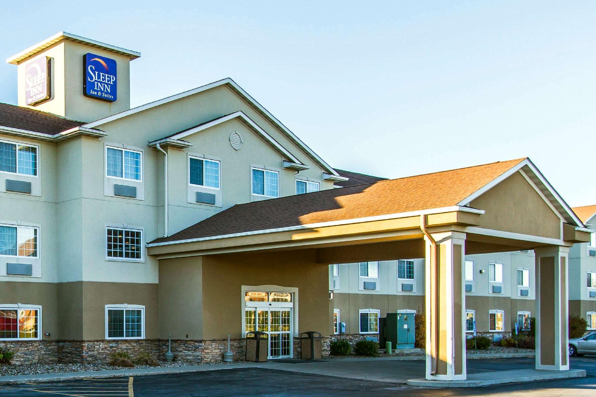 Sleep Inn And Suites Pleasant Hill
