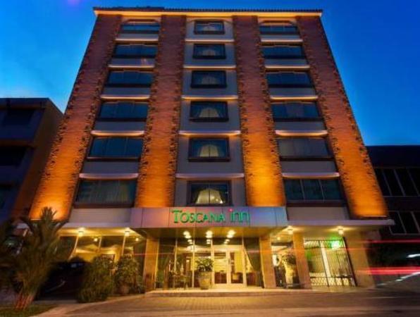 Toscana Inn Hotel Panama City