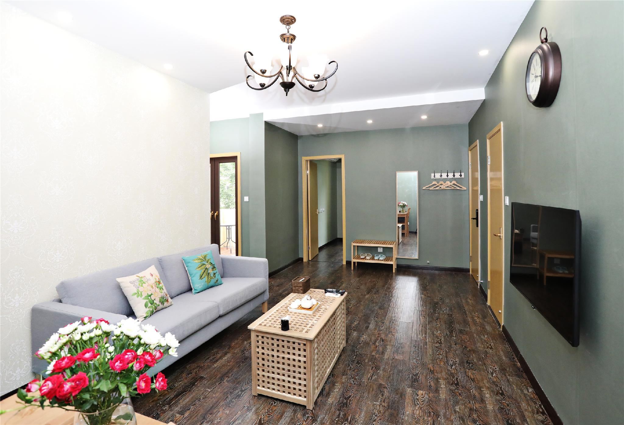 Family Time 2 Bedroom Studio I With Floor Heating