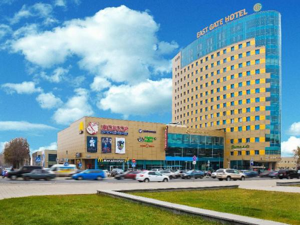 East Gate Hotel Moscow