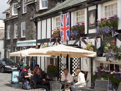 Queens Head Inn And Restaurant