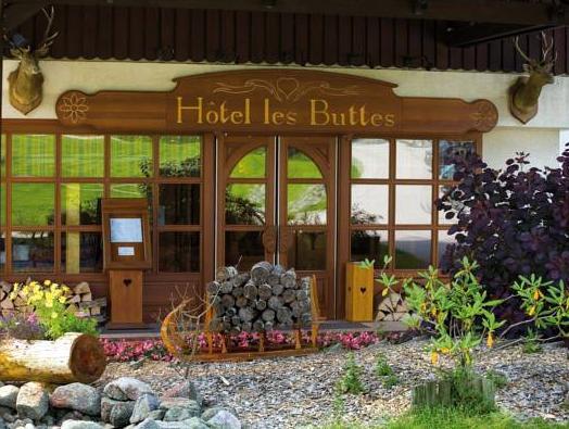 Hotel Les Buttes