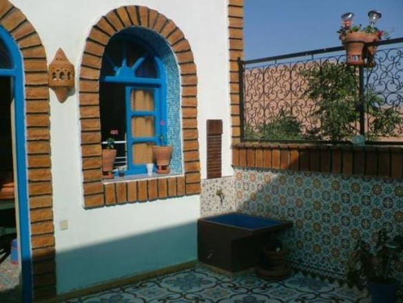 Review Riad Karmel Rose de Marrakech