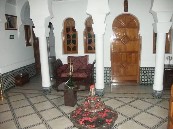 Riad Moulay Spa