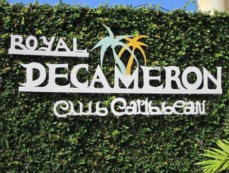 Royal Decameron Club Caribbean Resort   ALL INCLUSIVE