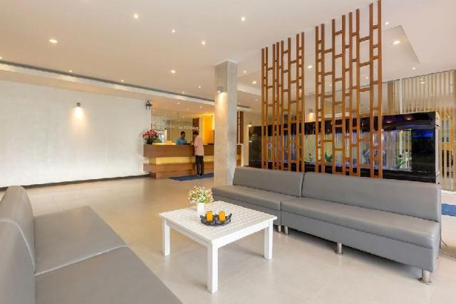 Patong Bay Residence R07 by FullroomsPhuket – Patong Bay Residence R07 by FullroomsPhuket