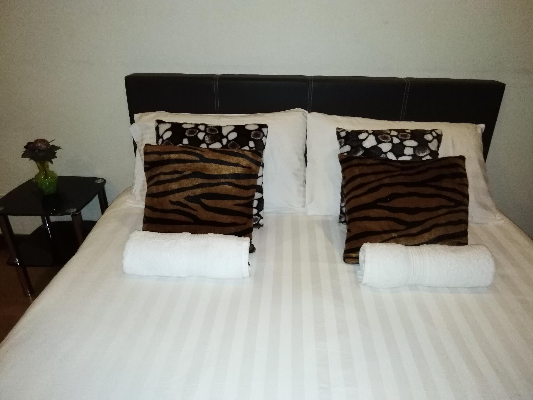 One Bedroom @  Regalia Residence