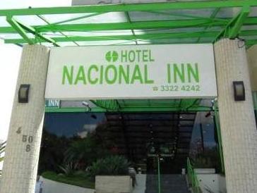 Hotel Nacional Inn Curitiba