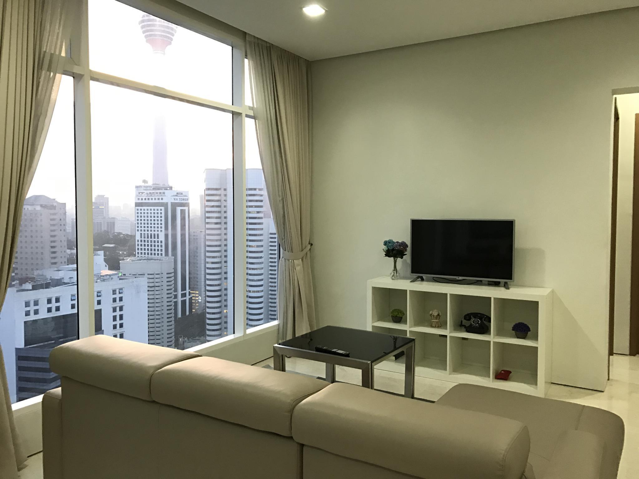 Soho Suites KLCC By PNUT  SP3