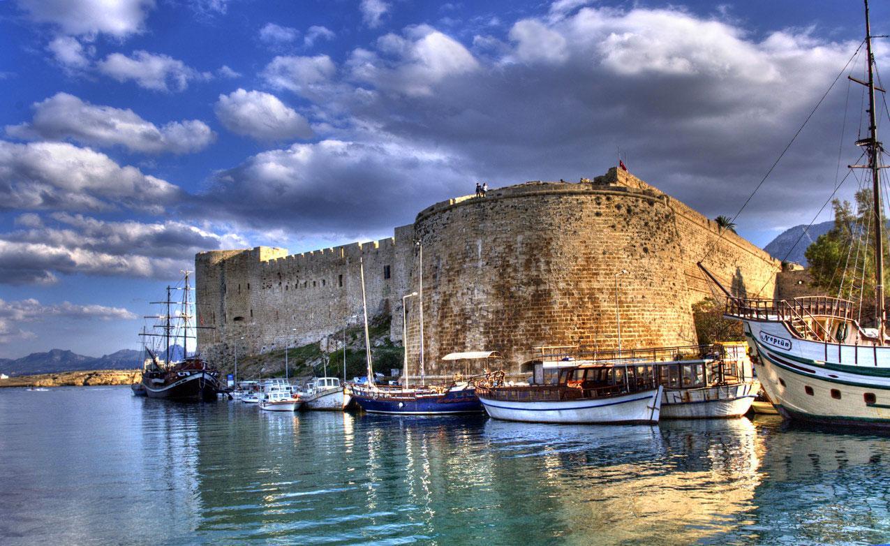 Kyrenia. RiX. Soft Apartment. 3 bedrooms