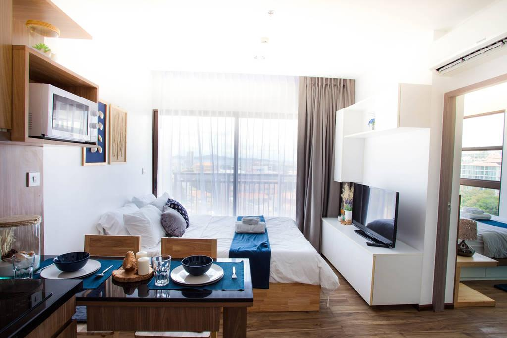 Relaxing Condo For Your Holiday