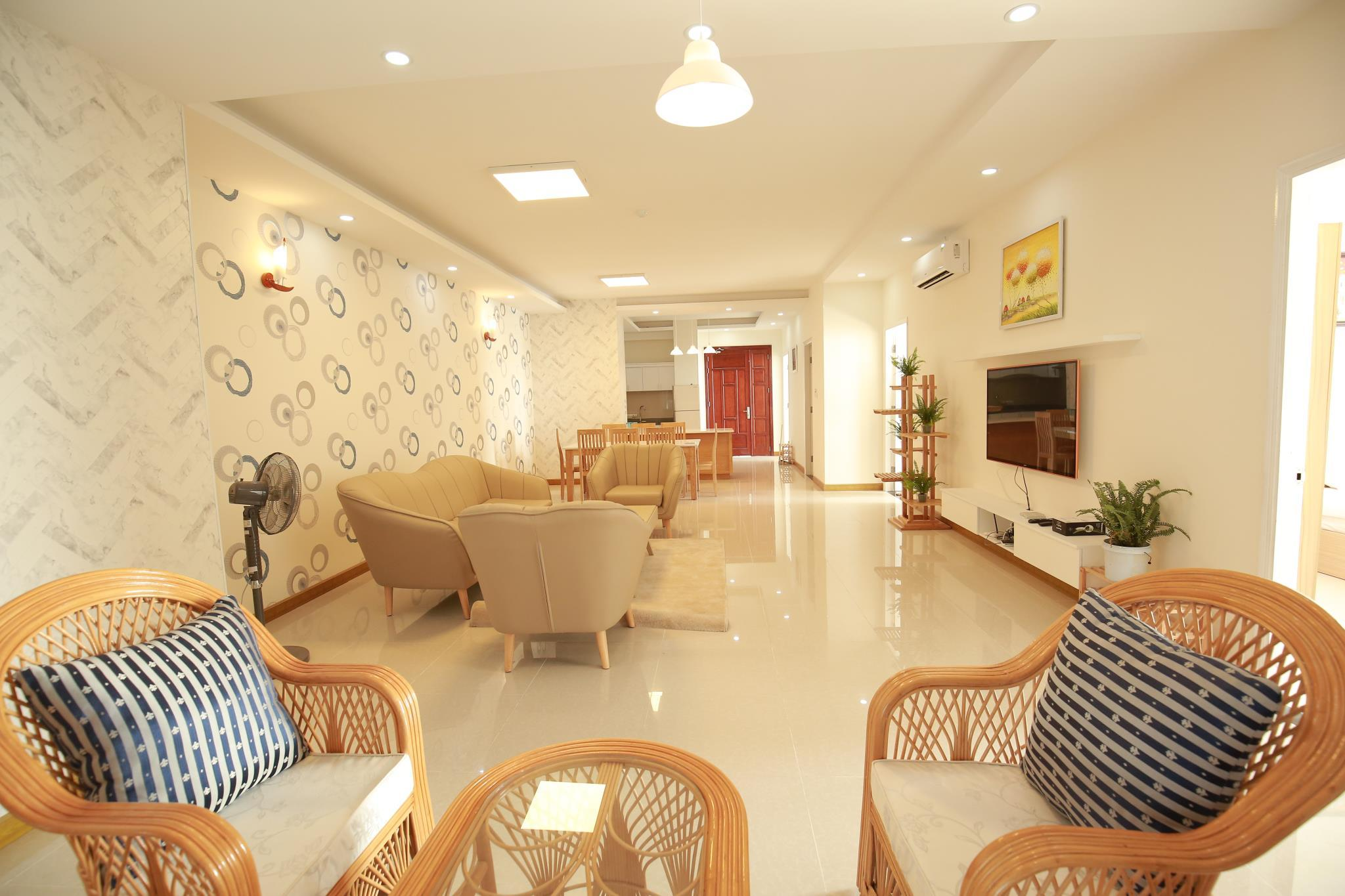 Sunsea Home 3BR Seaview Son Thinh 2 Apartment