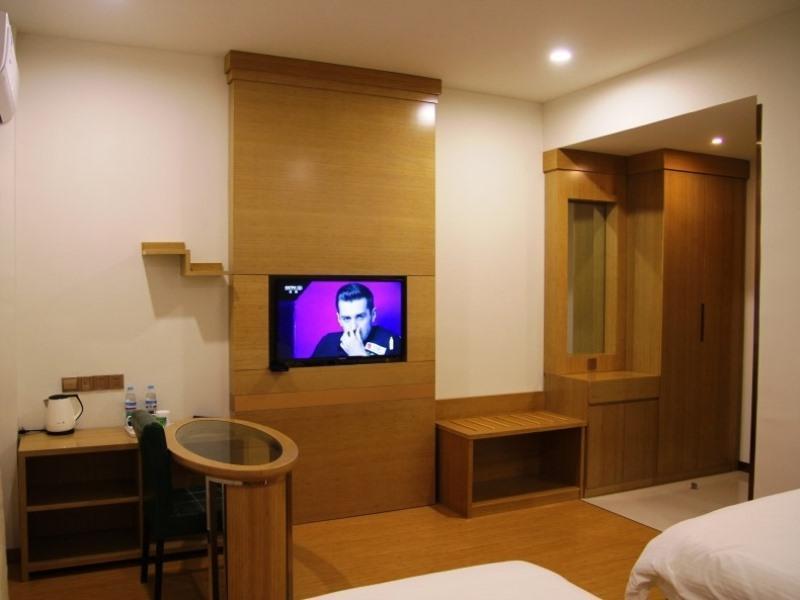 GreenTree Inn Jinan Gaoxin District South Gongye Road Middle Aoti Road Express Hotel