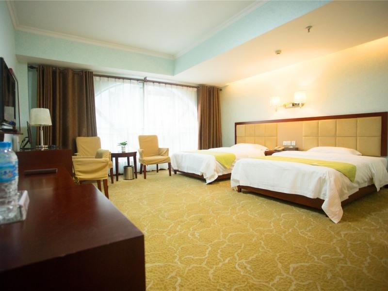 GreenTree Alliance Nanping Yanping District Xinjian Road Hotel