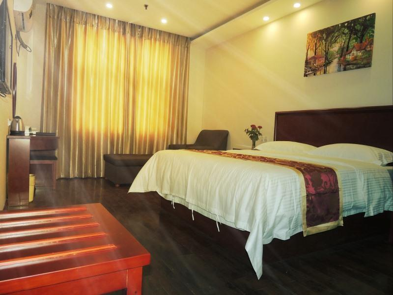 GreenTree Inn Zhengzhou Chengnan Road Bojue Hotel