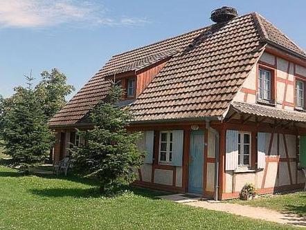 Les Loges De L'Ecomusee D'Alsace