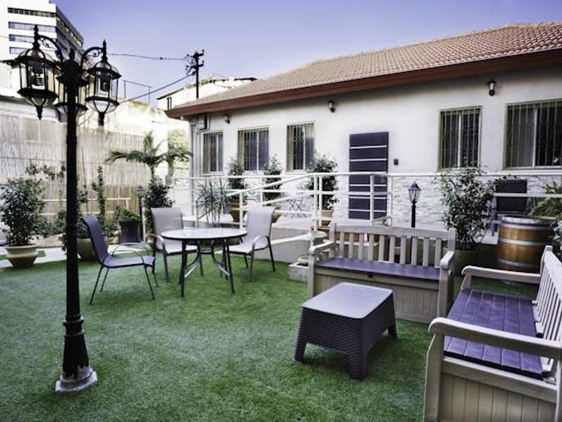 Loui Hotel Gardens