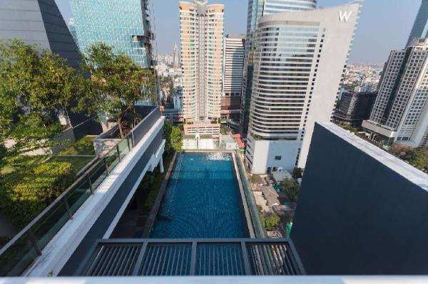 LIfe@Downtown+BTSChongnonsi+WIFI30Mbps+Netflix Bangkok