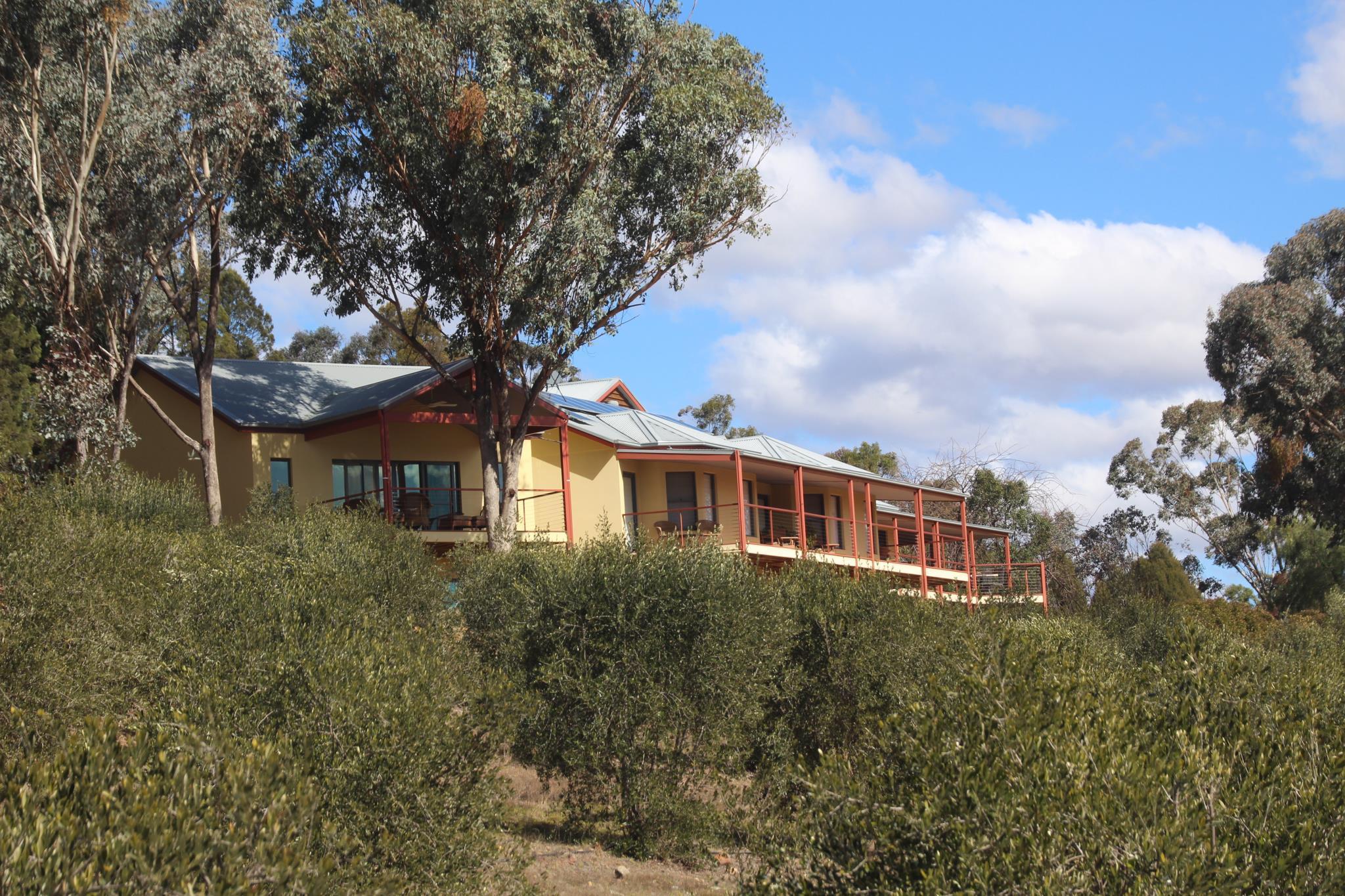 Wombadah Guesthouse