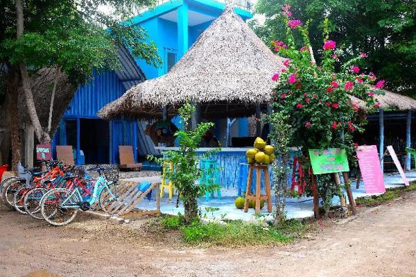 Gilifornia Lombok