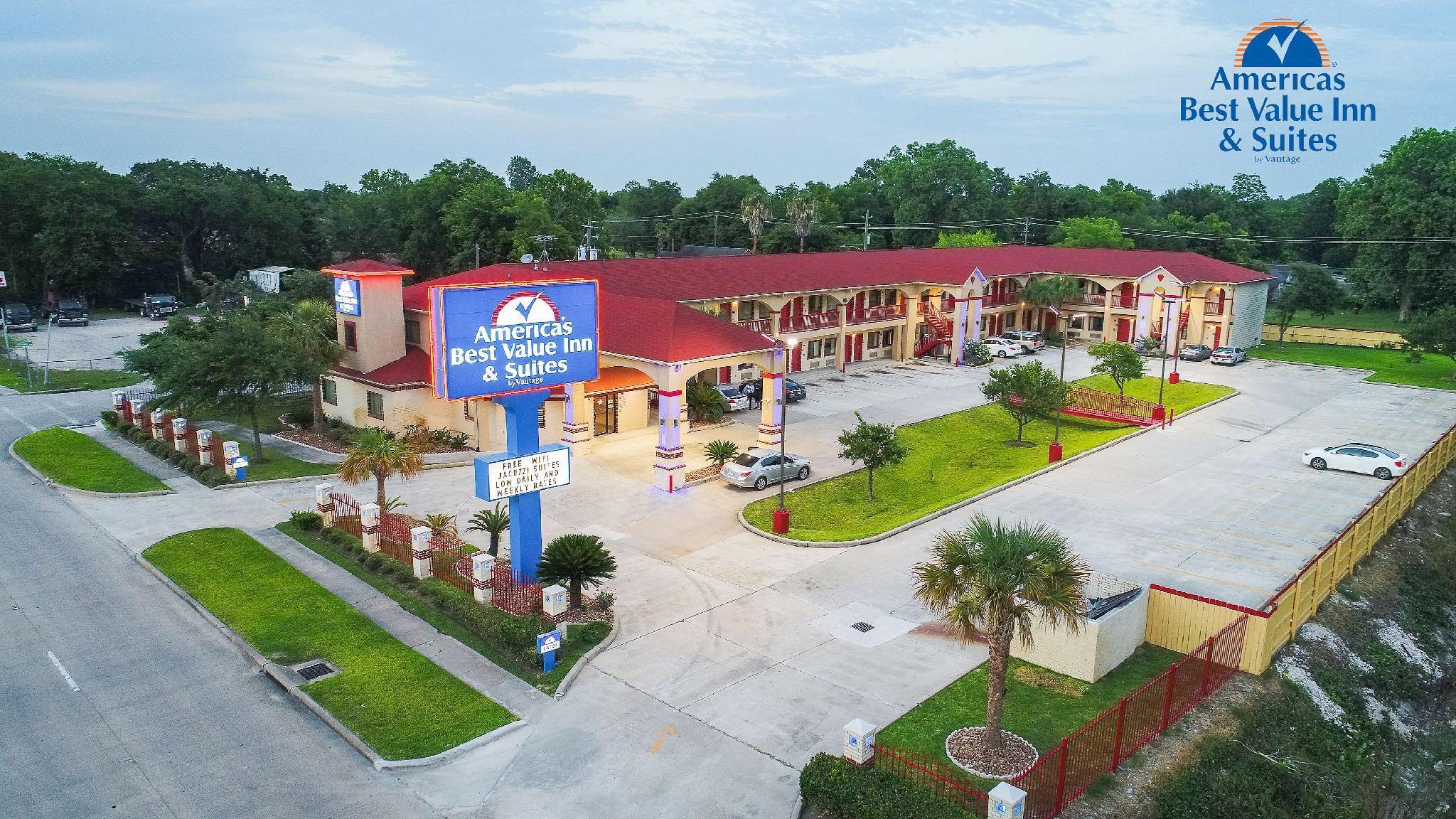 Americas Best Value Inn And Suites Houston NE