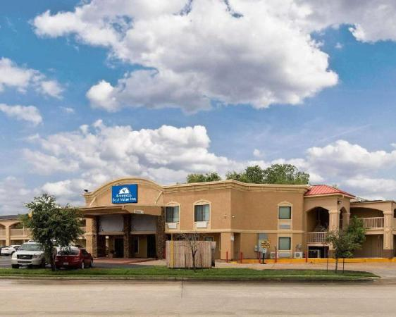 Americas Best Value Inn - Houston, TX Houston