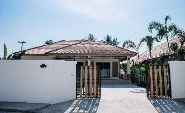The Legacy Huahin Pool Villa Type A – The Legacy Huahin Pool Villa Type A
