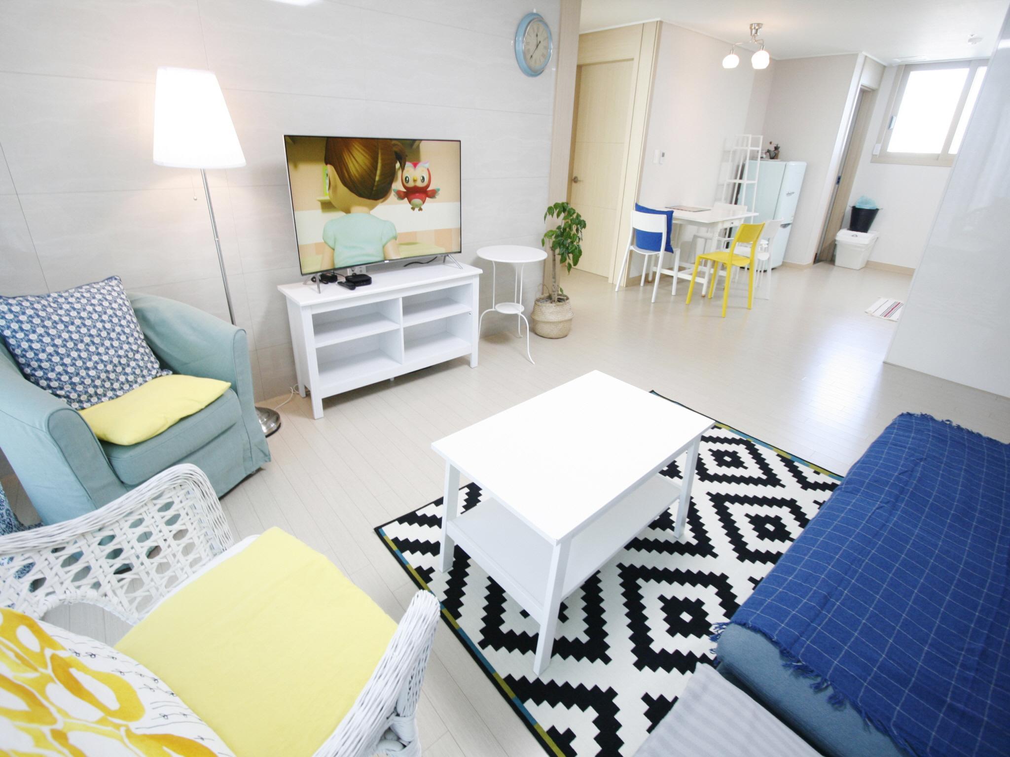 Sokcho City  Brand New Residences 3Bed Room