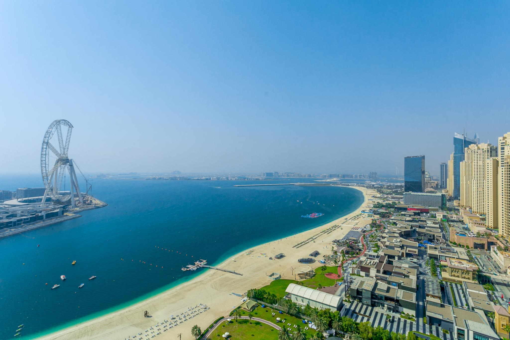 One Perfect Stay   1 BR Apartment At Al Bateen