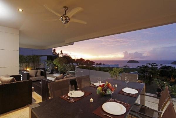 The Heights luxury 2 bedroom, ocean view B18 Phuket