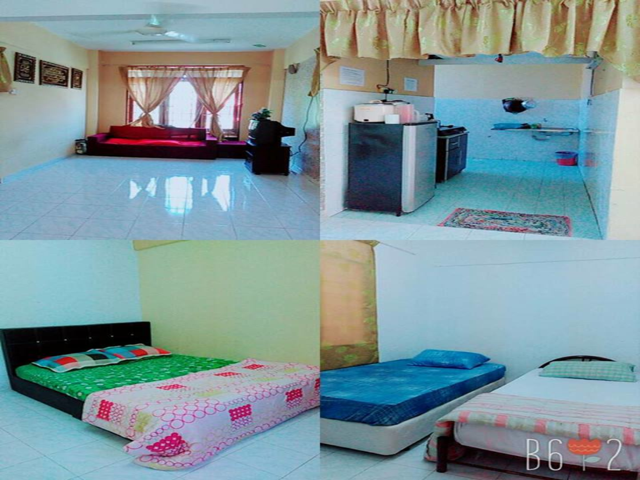 D'Aina Homestay Pulau Pangkor