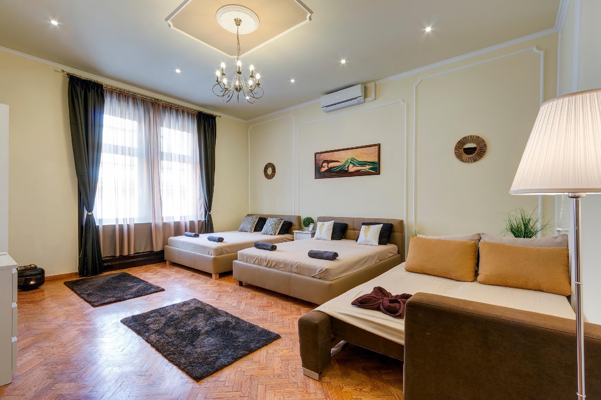 Real Apartments Andrassy Avenue