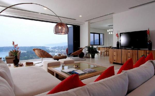 The Heights magnificent ocean view penthouse A11 Phuket