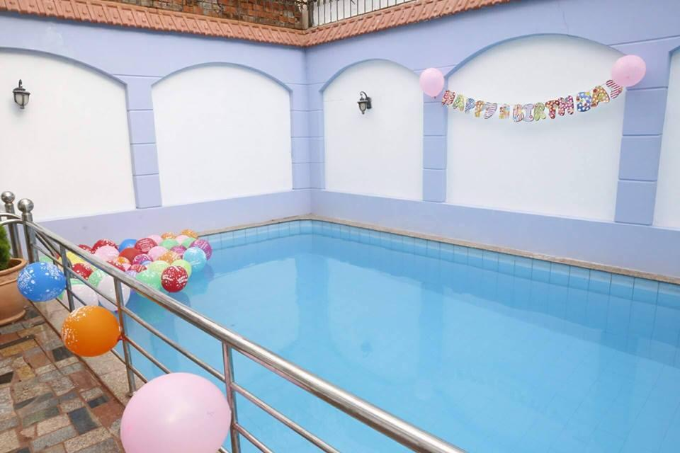 Victory Villa With Swimming Pool And Garden