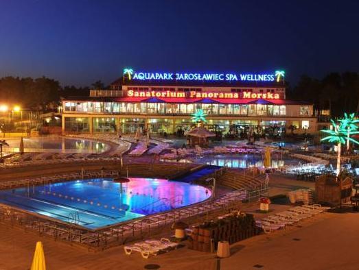 Aquapark Health Resort And Medical SPA Panorama Morska All Inclusive