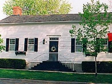 Historic Wilson Guy House