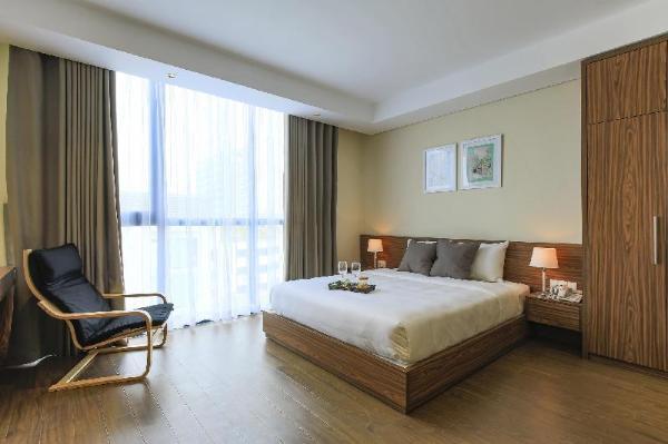 Aurora Serviced Apartments Ho Chi Minh City
