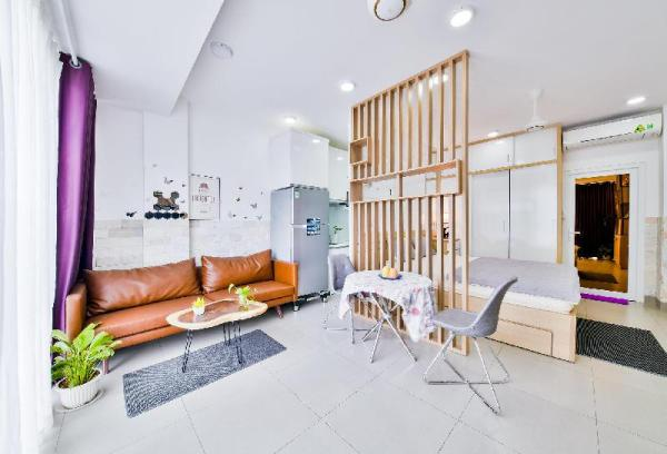 Serviced Apartment 02.02 in Thao Dien D2 Ho Chi Minh City