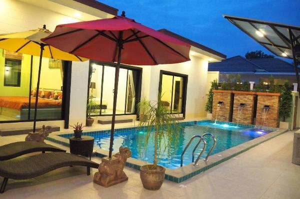 Big Family pool villa Huahin Hua Hin